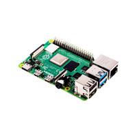 placa de framboesa venda por atacado-2019 bordo Os mais recentes 1GB 2GB 4GB RAM Raspberry Pi 4 Modelo B Desenvolvimento Uma pequena placa de código aberto