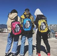 mochilas de moda al por mayor-Mochila Moda Hombres Mujeres barato de la mochila del hombro con estilo Bolsa mochilas ocasional clásico estilo portátil multiusos mochilas
