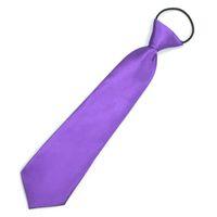 детские купальники оптовых-Модные повседневные конфеты цвет 6 см ширина сплошной галстук узкие детские галстуки классический костюм тонкие галстуки для свадьбы для детей BH