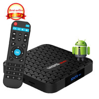 Wholesale New M9S MAX Android TV Box Amlogic S905W Quad Core Android RAM GB GB ROM GB GB WiFi G Ultra HD TV Box Factory OEM ODM