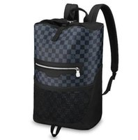 Wholesale two tone business dresses resale online - 2019 N40009 MATCHPOINT BACKPACK MEN FASHION BACKPACKS FASHION SHOWS OXIDIZED LEATHER BUSINESS BAGS HANDBAGS TOTES MESSENGER BAGS