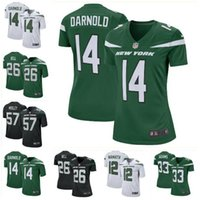 725e4dbbe Wholesale discounted football jersey s for sale - New York Jamal Adams Jets  Jersey Le Veon