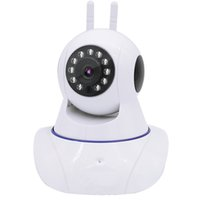 Wholesale 720P Double Two Antenna Wireless YOOSEE IP Camera IR Security Support IOS android Remote Control View