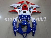 Wholesale abs kit for motorcycle for sale - Group buy 4 Free Gifts Custom Injection Mold New ABS Motorcycle Fairings Kits Fit for HONDA CBR600RR F5 cbr600 rr All American