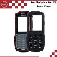 handygehäuse großhandel-ocolor Für Blackview BV1000 Frontabdeckung der Qualitäts-Telefon-Gehäuse Montage Reparatur-Teil für Blackview BV1000 Handy