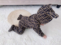 детские бархатные комбинезоны оптовых-Новорожденный ребенок зима толстовка одежда коралловый бархат младенческой девушки розовый восхождение Весна пиджаки комбинезон мальчик комбинезон для 6-24 м