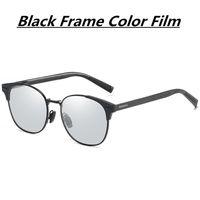 Wholesale magnesium vision resale online - 2019 new trend designer aluminum magnesium alloy polarized color sunglasses men s and women s universal night vision goggles uv400