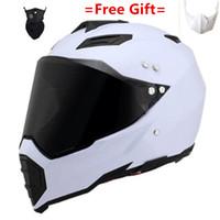 casques vtt point achat en gros de-haute qualité casque intégral de moto casque de moto cross VTT moto cross downhill moto hors route DOT Capacete