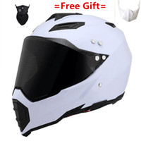 Wholesale atv helmets dot for sale - Group buy high quality Full Face Motorcycle Helmet Motocross Helmet ATV Moto Cross Downhill Off road Motorcycle DOT Capacete