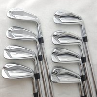Wholesale s golf clubs for sale - Group buy New men s Mizuno golf club JPX919 iron group steel club body set of