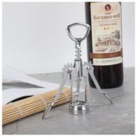 ingrosso apri alato-Apribottiglie vino rosso Apribottiglie apribottiglie apribottiglie in acciaio inox KKA6967