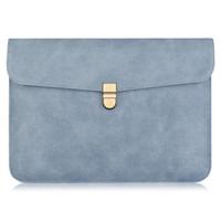 macbook acer venda por atacado-Biaonuo bolsa para laptop para macbook case laptop sleeve para pro retina 12 notebook case acer