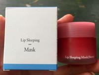 Wholesale balm cosmetics resale online - Korea Brand Special Care Lip Sleeping Mask Lip Balm Lipstick Moisturizing Anti Aging Anti Wrinkle LZ Brand Lip Care Cosmetic g