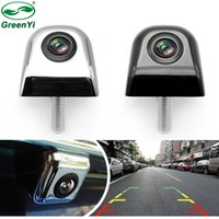 Wholesale glasses rear view for sale - Group buy GreenYi Layer Glass Lens Vehicle Night Vision Reverse Backup Camera Car CCD Rear View Camera For Car DVD Parking Monitor