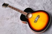 Wholesale 43 inch guitar for sale - Group buy Wald guitar inch sj barrel rounded corners