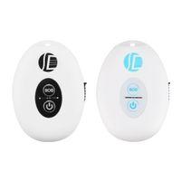 ingrosso dispositivi di monitoraggio portatili-Nuovo TK201 GPS MINI / GSM / GPRS Personal Tracker GPS portatile dispositivo di monitoraggio Locator impermeabile portatile con portachiavi Tracker