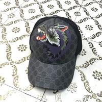 ingrosso cappelli di anime snapback-2019 popolare ICON cap Hip Hop Berretto da baseball cappello in metallo Anime animali stampati Cappellini per uomo Donna Snapback cap