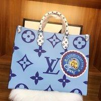 übergroße tragetaschen großhandel-Handtaschen frauen taschen mode luxus designer taschen umhängetasche umhängetaschen 2019 hohe qualität 41 * 34 * 19 cm übergroße
