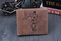 Wholesale trading card holders for sale - Group buy 2019 Hot New Star Pattern Men s Wallet Leather Short Wallet Foreign Trade Crazy Horse Leather Clip TQ