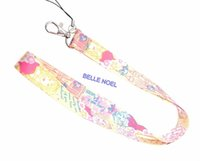Wholesale princess key for sale - Group buy New Popular cartoon princess Lanyards Neck Straps ID Card Key chain kids party gifts