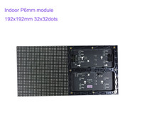 display led p7.62 venda por atacado-32x32 interior RGB hd p6 interior módulo led parede de vídeo de alta qualidade P2.5 P3 P4 P5 P6 P7.62 P8 P10 módulo rgb display led colorido
