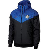 erkek futbol giyim toptan satış-Erkekler için ceketler 2019 Bahar Elbise Erkek Marka Moda Colorblock Ceket Rahat Fermuar Rüzgarlık Inter Kulübü Spor Futbol Hoodies