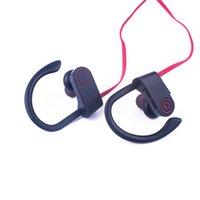 fones de ouvido a8 venda por atacado-redução de ruído Waterproof A8 Esporte Bluetooth Headphone sem fio fone de ouvido Bluetooth Headset com microfone para ios android