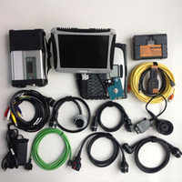Wholesale car hdd for sale - 2019 newest in1 mb star c5 for b mw icom a2 diagnostic with tb hdd with car table laptop cf19 gb run fast