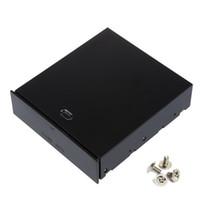sabit diskler toptan satış-Bilgisayar Çekmece Dolap Sigara Durumda Sürücü Sabit Disk Saklama Kutusu V3950 J190713
