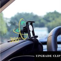 держатель для мобильного телефона оптовых-Автомобильный держатель телефона Универсальная автомобильная приборная панель Сотовый телефон Подставка для GPS-навигатора Подставка под телефон Держатель для автомобиля (Ratail)