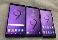 not free ram toptan satış-DHL Kargo Ücretsiz Goophone Not 9 S9 + Unlocked cep telefonu Android 6.0 1G Ram 4G Rom 5.5 inç Gösterisi Octa çekirdek 64 GB ROM 4G LTE smartphone