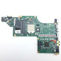 lga 755 ddr3 al por mayor-Placa de 605496-001 amd para la placa base del ordenador portátil HP Pavilion DV7 DV7-4000 con chipset AMD