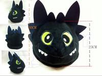 chapeau d'anniversaire achat en gros de-Comment former vos jouets en peluche sans dents Dragon, chapeaux de Dragon Night Fury de Cartoon, pour les cadeaux d'anniversaire de Party Kid ', Collections, Décotations à la maison