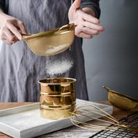 tamis à poudre achat en gros de-Outil de cuisson au tamis de poudre de sucre tamis fin en acier inoxydable 304