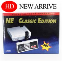 Wholesale game online - HDMI TV Game Consoles CAN STORE GAMES FOR NES Model G video Game Player HD Games Console