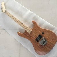 kostenlose gitarren-kits großhandel-Freie ShippingExport Fabrikqualität Mahagonikörper unfertiges kramer 5150 elektrische Gitarreninstallationssatz Guitarra alle Farbe nehmen an