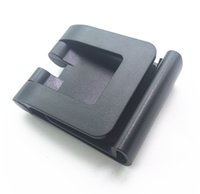 регулируемые подставки для фотоаппаратов оптовых-Горячая распродажа черный тв клип скоба регулируемый держатель подставка для PS3 Move контроллер глаз камеры игровые аксессуары бесплатная доставка