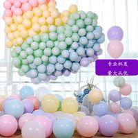 düğün rengi için balonlar toptan satış-100 Adet / torba 10