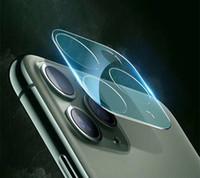 ingrosso pellicola dello schermo di lg l9-Vetro temperato Screen Protector obiettivo per l'iphone 11 11Pro 11Pro Max Super Protector per Apple iPhone XS X 8 7 6plus Camera Lens Film