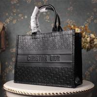 büyük tasarımcı toptanlar toptan satış-Yüksek kaliteli tasarımcı Totes üst marka kadın moda tasarımcısı alışveriş çantası büyük kapasiteli çanta