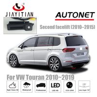 Wholesale vw cameras for sale - Group buy JIAYITIAN Trunk Handle Camera For VW Touran backup camera Parking Reverse CCD Night Vision car