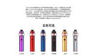 Wholesale liquid vape pen battery resale online - Hotsell Stick V9 Max Kit Built in mAh Battery ml Tank Intelligent LED Indicator For Liquid Thick Oil E cigarettes vape pen