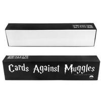 ingrosso carte blu di base-Carte contro i Babbani La versione di Harry Potter Il gioco è strettamente riservato ai giocatori adulti