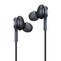 auriculares auriculares venda por atacado-S8 fone de ouvido intra-auricular de 3,5 mm fone de ouvido com microfone e viva-voz para todos os telefones celulares com plugue de 3,5 mm