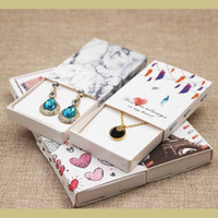 Wholesale country cards for sale - Group buy Dreamcatcher printed gift box Diy handmade love wedding favor box UK USA country signal gift package pc inner card