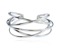 bonitos braceletes grandes venda por atacado-Interwoven torção manguito pulseiras para as mulheres da marca big boho bangles indiano meninas pulseiras designer de pulseiras do sexo feminino bonito presente da jóia das senhoras