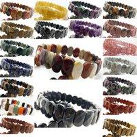 grünes opal perlenarmband großhandel-Freies Verschiffen-Art- und Weiseschmucksache-Malachit-Grün-Opalperlen-Ausdehnungs-Armband 7