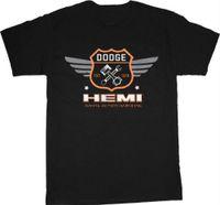 dodge decal venda por atacado-Big and Tall camisa para homens ram de Dodge Hemi Caminhões Carros presentes Decal Tee