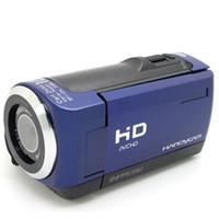 Wholesale handheld digital video camera online - Handheld Million P Recording Digital Stylish design with distinctive look Video Mono Camera USB