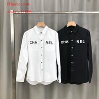 vestidos de estilo blusa venda por atacado-Vestido Mens estilo simples manga Homens fantasia longa blusa de impressão Slim Fit